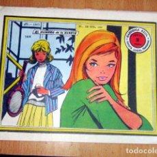 Tebeos: GARDENIA AZUL , EL NUMERO DE LA SUERTE- AÑO 1959 Nº 144 . Lote 148164514