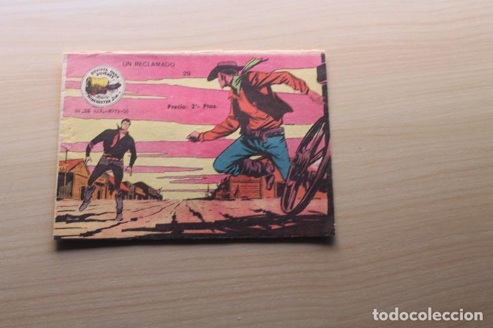 WINCHESTER JIM Nº 19, GRÁFICAS RICART (Tebeos y Comics - Ricart - Otros)