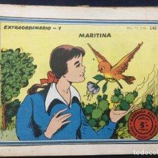 Tebeos: GARDENIA AZUL EXTRAORDINARIO 6 COMICS. Lote 150338066