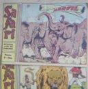 Tebeos: COMICS SAFARI DOS EJEMPLARES . Lote 154326718