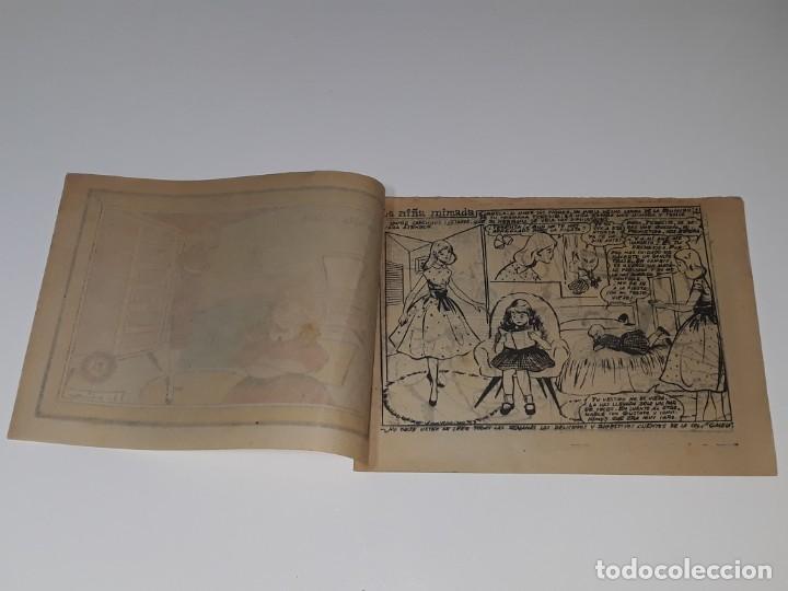 Tebeos: ANTIGUO COMIC COLECION MODELO Nº 11 - LA NIÑA MIMADA - EDITORIAL RIGART AÑOS 50 - Foto 5 - 155930742