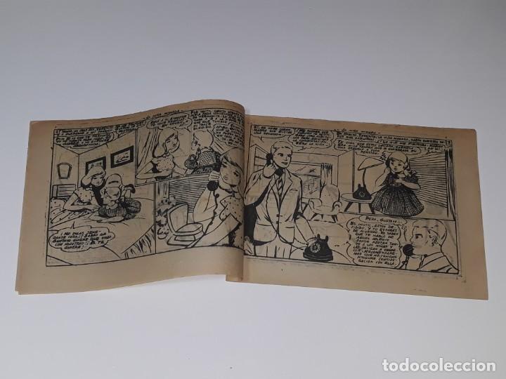 Tebeos: ANTIGUO COMIC COLECION MODELO Nº 11 - LA NIÑA MIMADA - EDITORIAL RIGART AÑOS 50 - Foto 6 - 155930742