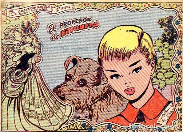 COLECCIÓN GACELA Nº 114 (Tebeos y Comics - Ricart - Gacela)