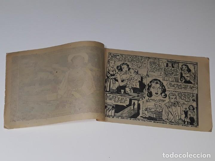 Tebeos: ANTIGUO COMIC COLECCION SENTIMENTAL - CUENTOS PARA NIÑAS Nº 192 - LA NUEVA RICA - ED. RICART AÑOS 50 - Foto 5 - 157817474