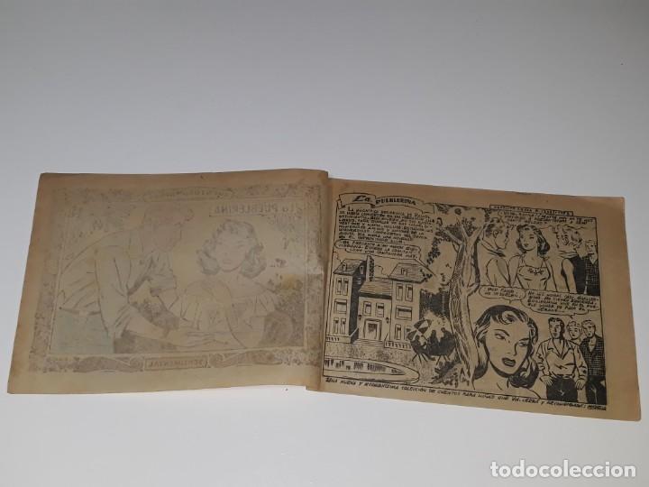 Tebeos: COMIC COLECCION SENTIMENTAL - CUENTOS PARA NIÑAS Nº 200 - LA PUEBLERINA - ED. RICART AÑOS 50 - Foto 3 - 158008522
