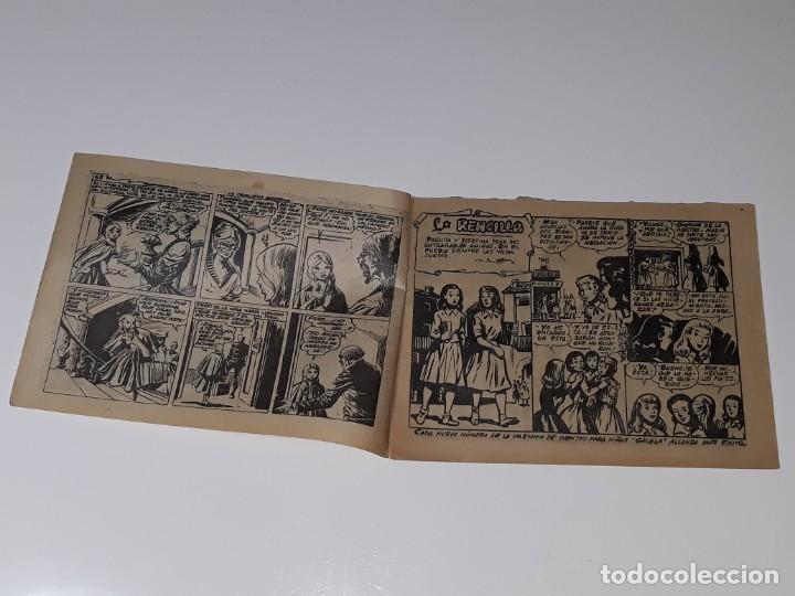 Tebeos: ANTIGUO COMIC COLECCION SENTIMENTAL CUENTOS PARA NIÑAS Nº 113 - LA RENCILLA - ED. RICART AÑOS 50 - Foto 3 - 158009026