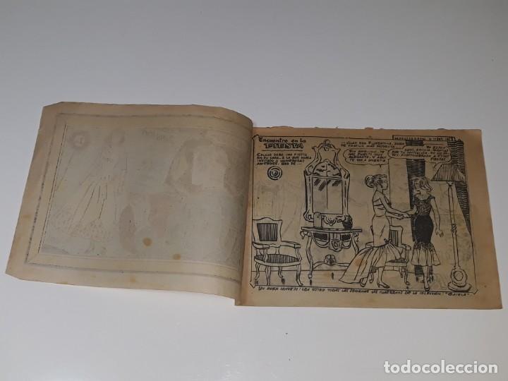 Tebeos: ANTIGUO COMIC COLECCION MODELO Nº 13 - ENCUENTRO EN LA FIESTA - ED. RICART AÑOS 50 - Foto 3 - 158010294