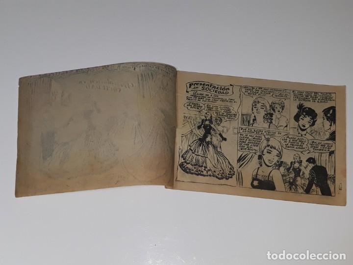 Tebeos: ANTIGUO COMIC COLECCION GACELA Nº 105 - PRESENTACION EN SOCIEDAD - ED. RICART AÑOS 50 - Foto 4 - 158017446