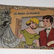Comics - ANTIGUO COMIC COLECCION GACELA Nº 111 - EL PASEO DEL PUEBLO - ED. RICART AÑOS 50 - 158017634