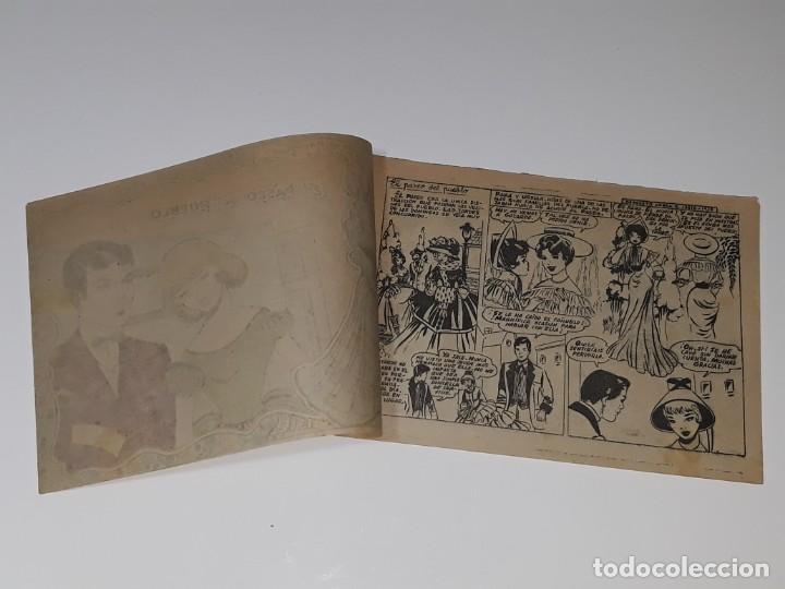 Tebeos: ANTIGUO COMIC COLECCION GACELA Nº 111 - EL PASEO DEL PUEBLO - ED. RICART AÑOS 50 - Foto 3 - 158017634