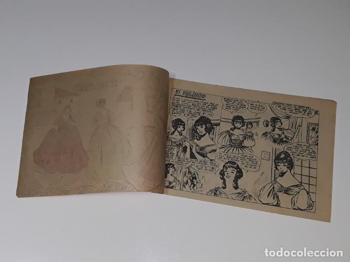 Tebeos: ANTIGUO COMIC COLECCION GACELA Nº 113 - EL VIAJERO - ED. RICART AÑOS 50 - Foto 3 - 158018534