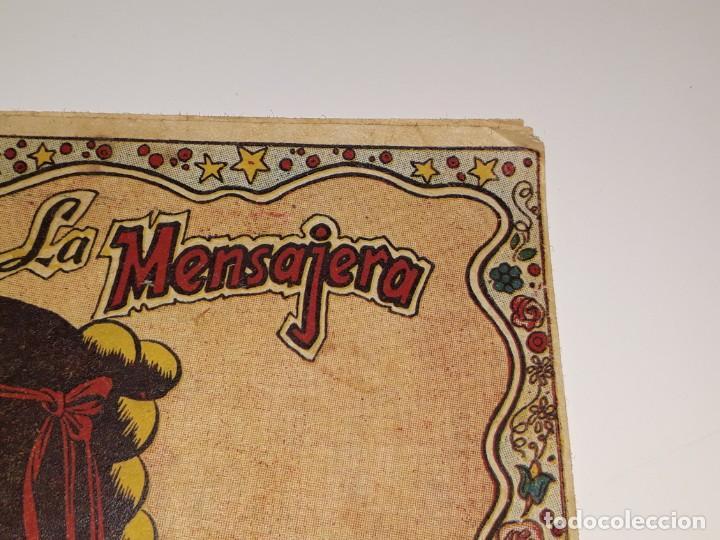 Tebeos: ANTIGUO COMIC COLECCION GACELA Nº 104 - LA MENSAJERA - ED. RICART AÑOS 50 - Foto 2 - 158018806