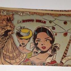 Comics - ANTIGUO COMIC COLECCION GACELA Nº 106 - LA MENOS BELLA - ED. RICART AÑOS 50 - 158018914