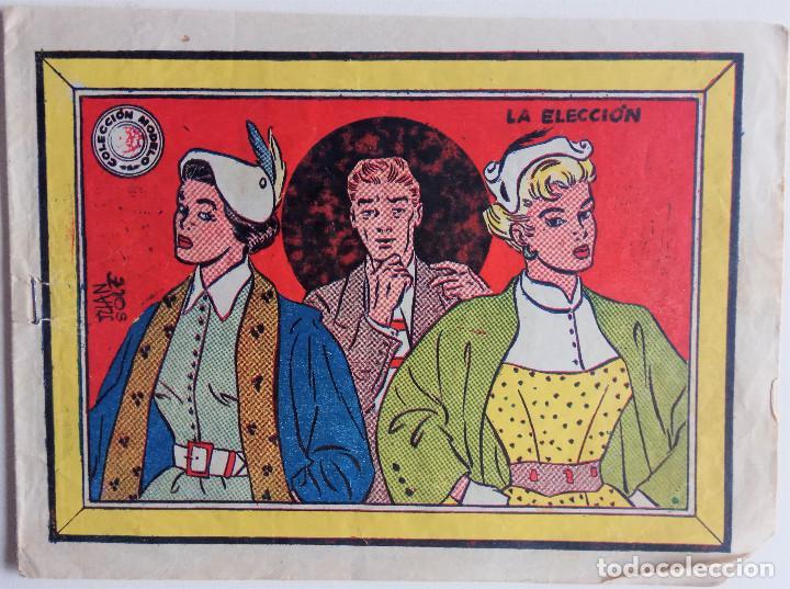 COLECCIÓN MODELO Nº18 - LA ELECCIÓN (Tebeos y Comics - Ricart - Modelo)