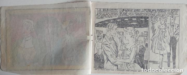 Tebeos: COLECCIÓN MODELO Nº18 - LA ELECCIÓN - Foto 2 - 158273190