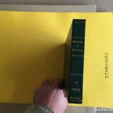 Tebeos: FLECHA Y ARTURO 1ª SERE. 1 TOMO CON 30 Nº. AÑO 1965. EDITORIAL RICART. Lote 159003034