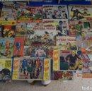 Tebeos: LOTE DE COMICS PANTERA NEGRA EL JABATO FLECHA Y ARTURO MOBY DICK JERONIMO ORLANDO AFRICA JORGA. Lote 161180938