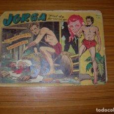 Tebeos: JORGA PIEL DE BRONCE Nº 7 EDITA RICART. Lote 165371570