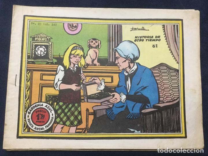 Tebeos: Gardenia Azul Extraordinario 6 comics - Foto 2 - 165600186