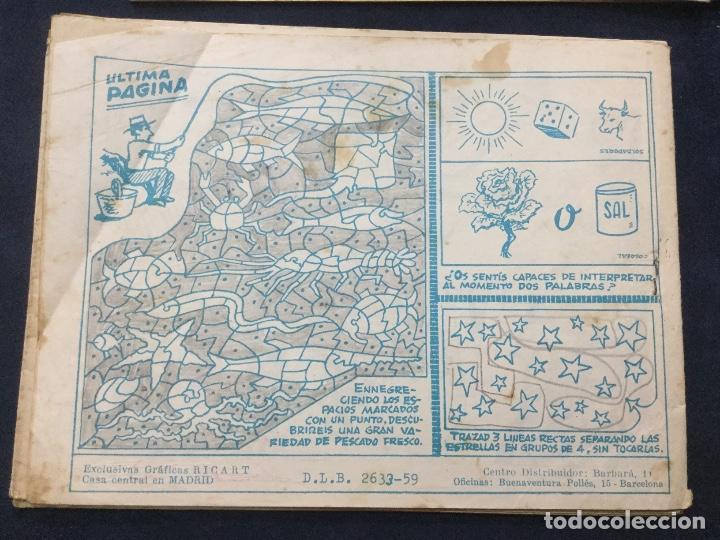 Tebeos: Gardenia Azul Extraordinario 6 comics - Foto 4 - 165600186