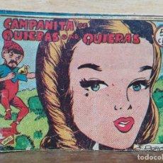 Tebeos: COLECCIÓN AVE - Nº 346, LA CAMPANITA DE QUIERAS O NO QUIERAS - ED. RICART. Lote 172757344