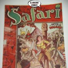 Tebeos: SAFARI Nº 4, ED. RICART, ORIGINAL. Lote 166612614