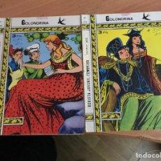 Tebeos: GOLONDRINA LOTE Nº 167 Y 173 (RICART (COIB4). Lote 168636404