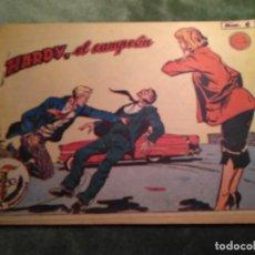 Tebeos: HARDY, EL CAMPEÓN. AVENTURAS DEPORTIVAS, NÚMERO 6. 1963.. Lote 169840388