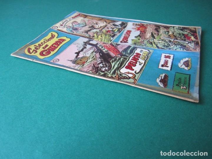 Tebeos: SELECCIONES DE GUERRA (1954, RICART) -ALBUM- 16 · 1954 · ALBUM SELECCIONES DE GUERRA - Foto 3 - 172580278