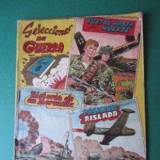 Tebeos: SELECCIONES DE GUERRA (1954, RICART) -ALBUM- 8 · 1954 · ALBUM SELECCIONES DE GUERRA. Lote 172580798