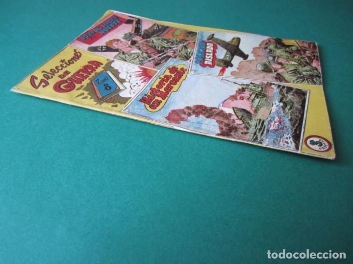 Tebeos: SELECCIONES DE GUERRA (1954, RICART) -ALBUM- 8 · 1954 · ALBUM SELECCIONES DE GUERRA - Foto 3 - 172580798