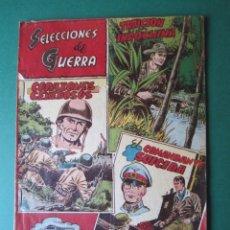 Tebeos: SELECCIONES DE GUERRA (1954, RICART) -ALBUM- 7 · 1954 · ALBUM SELECCIONES DE GUERRA. Lote 172580934