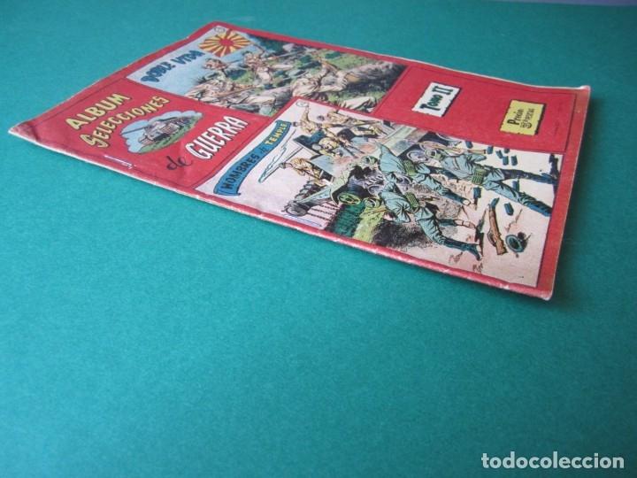 Tebeos: SELECCIONES DE GUERRA (1954, RICART) -ALBUM- 5 · 1954 · ALBUM SELECCIONES DE GUERRA - Foto 3 - 172581147
