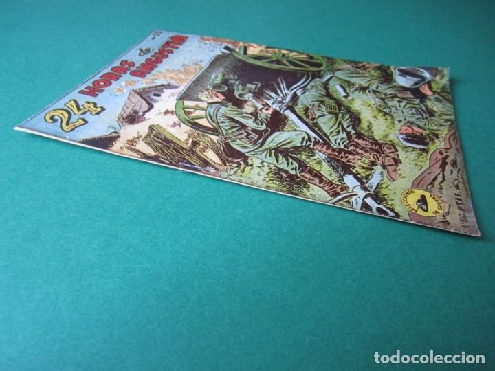 Tebeos: SELECCIONES DE GUERRA (1952, RICART) 33 · 15-III-1954 · HORAS DE ANGUSTIA - Foto 3 - 172582027