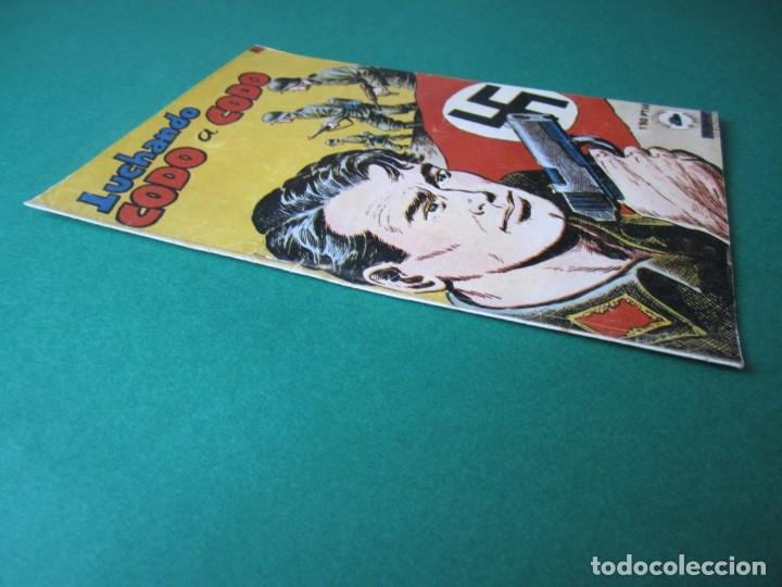 Tebeos: SELECCIONES DE GUERRA (1952, RICART) 13 · 15-V-1953 · LUCHANDO CODO A CODO - Foto 3 - 172583185