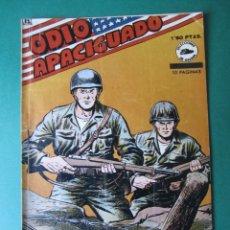 Tebeos: SELECCIONES DE GUERRA (1952, RICART) 12 · 1-V-1953 · ODIO APACIGUADO. Lote 172583272