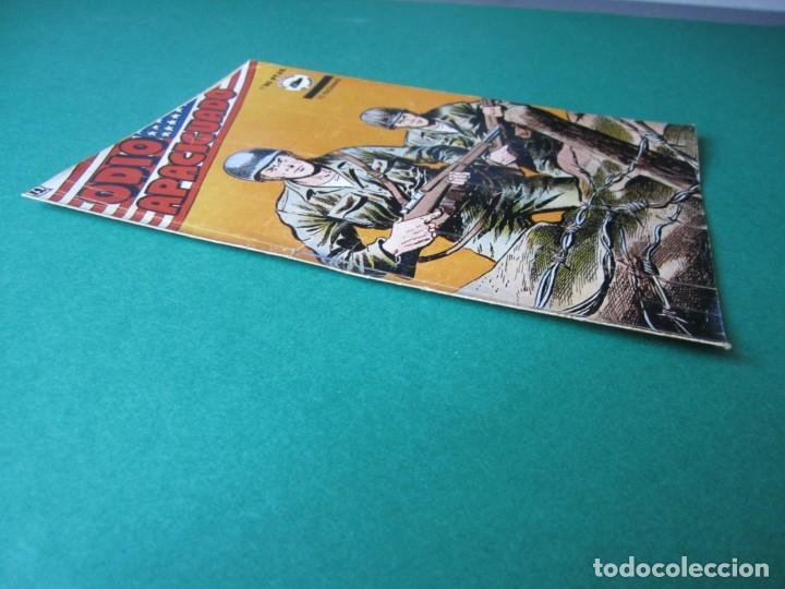 Tebeos: SELECCIONES DE GUERRA (1952, RICART) 12 · 1-V-1953 · ODIO APACIGUADO - Foto 3 - 172583272