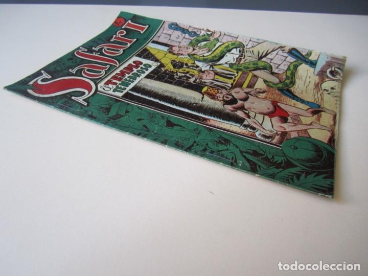 Tebeos: SAFARI (1954, RICART) 4 · 1954 · EL TEMPLO TENEBROSO - Foto 3 - 172592135