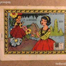 Tebeos: COLECCIÓN ARDILLITA N° 323 LA ADIVINANZA (GRÁFICAS RICART 1959).. Lote 172656323