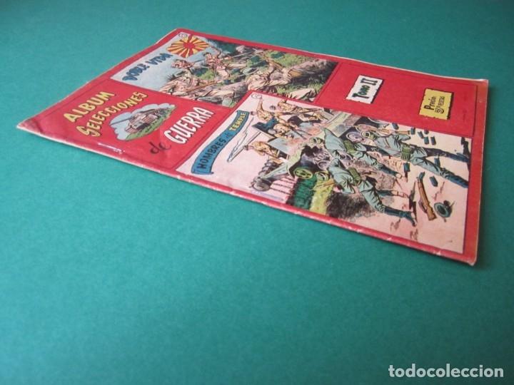 Tebeos: SELECCIONES DE GUERRA (1954, RICART) -ALBUM- 2 · 1954 · TOMO II - Foto 3 - 173297848