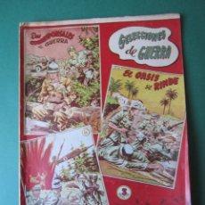 Tebeos: SELECCIONES DE GUERRA (1954, RICART) -ALBUM- 17 · ALBUM SELECCIONES DE GUERRA ¡¡¡ ULTIMO!!. Lote 173298733