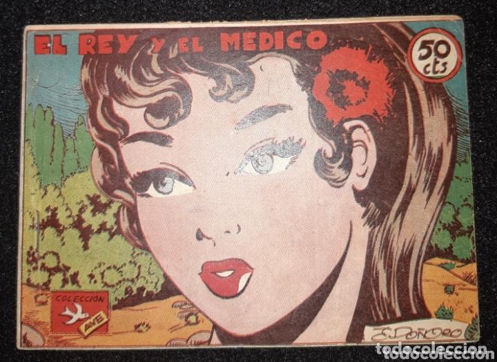 TEBEOS-CÓMICS CANDY - AVE 75 - RICART - RARÍSIMO- AA99 (Tebeos y Comics - Ricart - Ave)