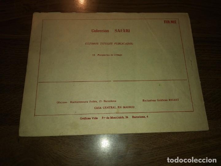 Tebeos: SAFARI REVISTA PARA LOS JÓVENES. Nºs del 1 AL 16. COMPLETA. EDICIONES RICART. - Foto 32 - 175518808