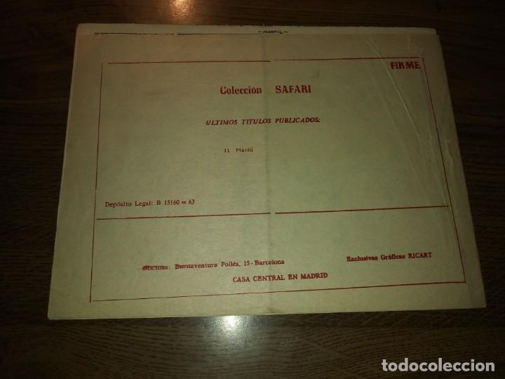 Tebeos: SAFARI REVISTA PARA LOS JÓVENES. Nºs del 1 AL 16. COMPLETA. EDICIONES RICART. - Foto 35 - 175518808