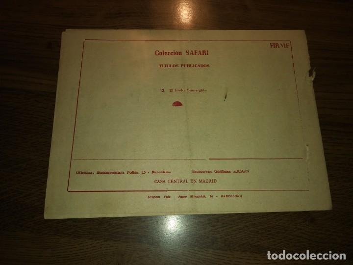 Tebeos: SAFARI REVISTA PARA LOS JÓVENES. Nºs del 1 AL 16. COMPLETA. EDICIONES RICART. - Foto 38 - 175518808