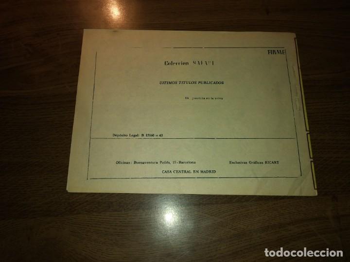 Tebeos: SAFARI REVISTA PARA LOS JÓVENES. Nºs del 1 AL 16. COMPLETA. EDICIONES RICART. - Foto 44 - 175518808