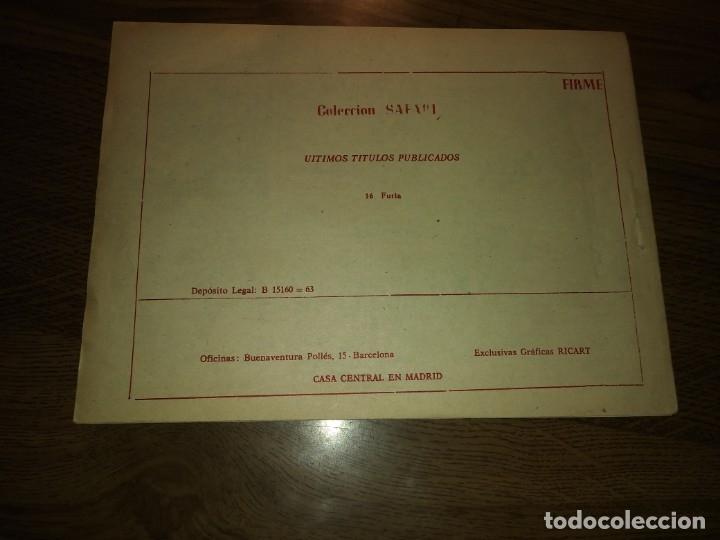 Tebeos: SAFARI REVISTA PARA LOS JÓVENES. Nºs del 1 AL 16. COMPLETA. EDICIONES RICART. - Foto 50 - 175518808