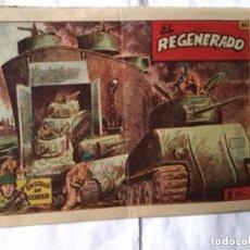 Tebeos: EPISODIOS DE COREA - EL REGENERADO - NUM. 66 - MUY BIEN CONSERVADO. Lote 177729362