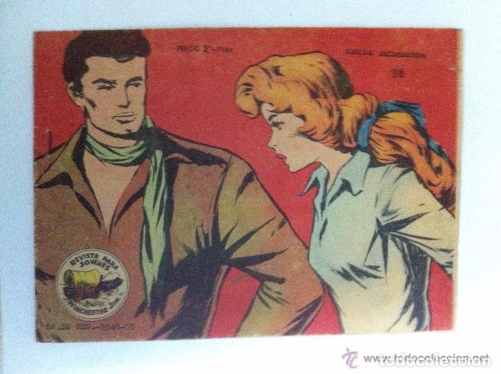 WINCHESTER JIM -Nº. 16 (Tebeos y Comics - Ricart - Otros)