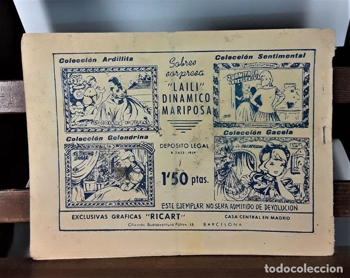 Tebeos: GRÁFICAS RICART. 18 EJEMPLARES. MADRID. SIGLO XX. - Foto 5 - 178199420